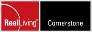 Real Living Cornerstone logo